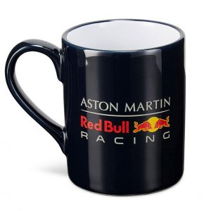 Red Bull Racing Team Taza de Logo en azul marino