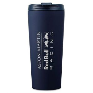 Red Bull Racing Team Logo Thermos cup navy blue