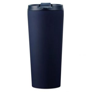 Red Bull Racing Team Logo Thermosbecher Marineblau