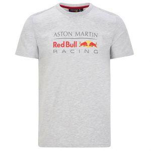 Red Bull Racing Maglietta grigia Logo
