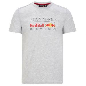Red Bull Racing T-Shirt Logo grau