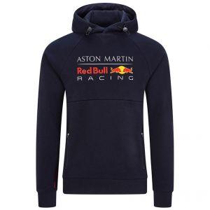 Red Bull Racing Felpa con cappuccio blu marino