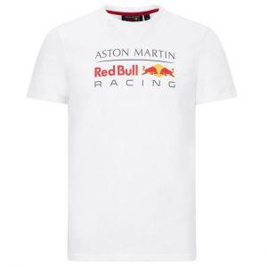 Red Bull Racing Maglietta bianca Logo