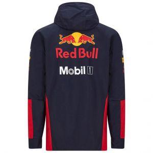 Red Bull Racing Team Sponsor Veste de pluie bleu marine