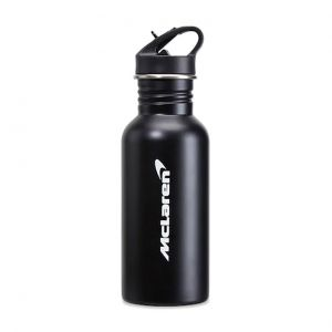 McLaren F1 Stainless Steel Water Bottle black