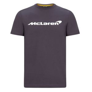 McLaren F1 Essentials Kinder T-Shirt anthrazit