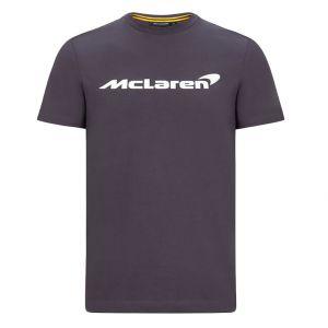 McLaren F1 Essentials T-Shirt enfant anthracite