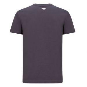 McLaren F1 Camiseta Essentials para niños de antracita