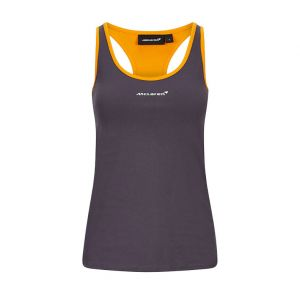 McLaren F1 Camiseta Race para Mujer en antracita