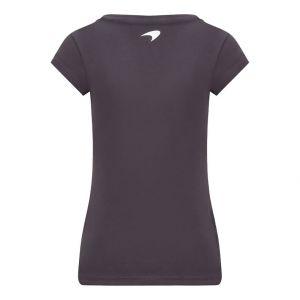 McLaren F1 Essentials Dames T-Shirt anthracite