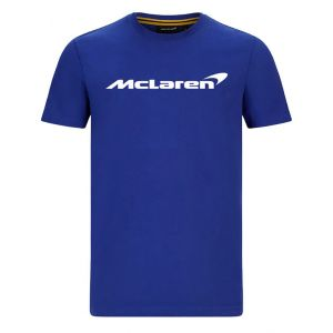 McLaren F1 Essentials T-Shirt blau