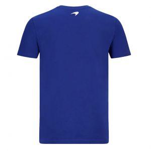 McLaren F1 Essentials Maglietta blu