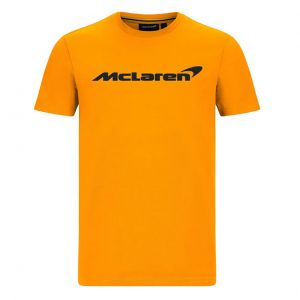 McLaren F1 Essentials T-Shirt orange