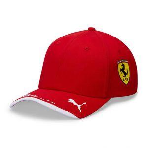 Scuderia Ferrari Team Cap rouge