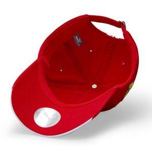 Scuderia Ferrari Team Cap rosso