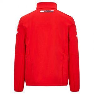 Scuderia Ferrari Team Chaqueta Softshell en rojo
