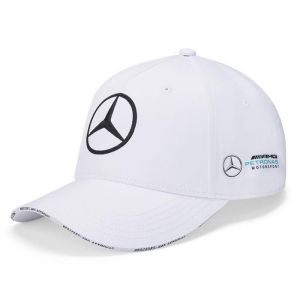 Mercedes-AMG Petronas Team Cap blanc