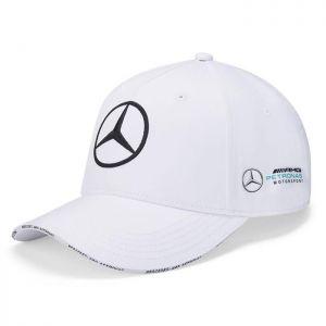Mercedes-AMG Petronas Team Cap weiß