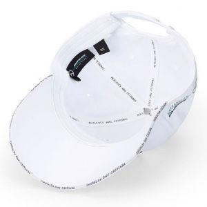 Mercedes-AMG Petronas Team Cappellino bianco