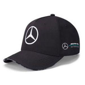 Mercedes-AMG Petronas Team Cap schwarz