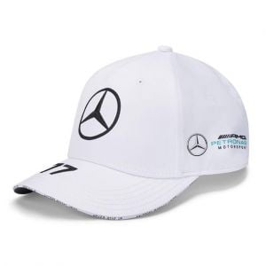 Mercedes-AMG Petronas Driver Cap Bottas white