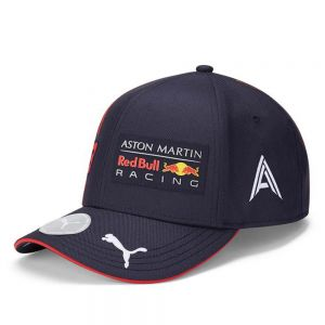 Red Bull Racing Cappellino blu navy da bambino Albon