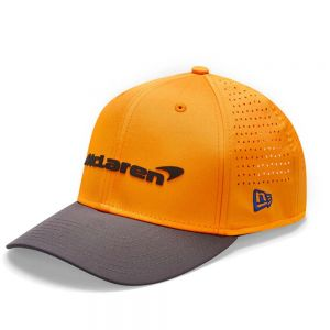 McLaren F1 Fahrer Kinder Cap 940 Sainz orange