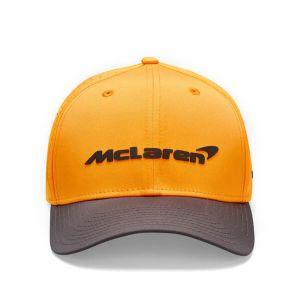 McLaren F1 Autista bambini Cap 940 Sainz arancione