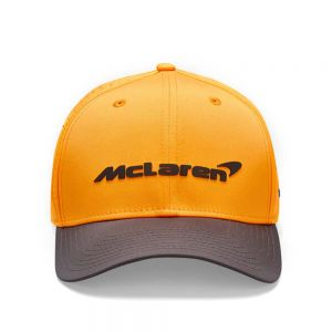 McLaren F1 Pilote enfants Cap 940 Sainz orange