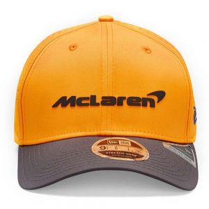 Cappello pilota McLaren F1 950 Norris arancione