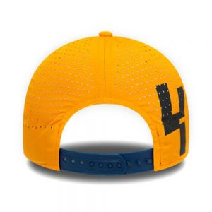 McLaren F1 Pilote enfants Cap 940 Norris orange