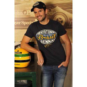 Ayrton Senna T-Shirt Racing 1960 model