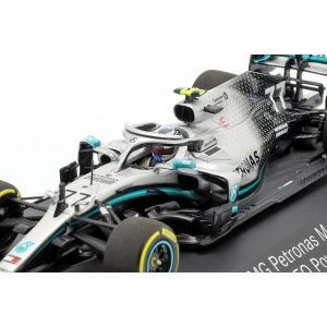 Valtteri Bottas Mercedes-AMG F1 W10 EQ Power+ #77 Formule 1 2019 1/43