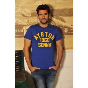 Ayrton Senna T-Shirt 1960 Model