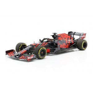 Red Bull Racing RB15 #33 di Max Verstappen Silverstone Shakedown F1 2019 1/18