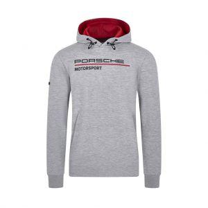 Porsche Motorsport Sudadera con capucha gris