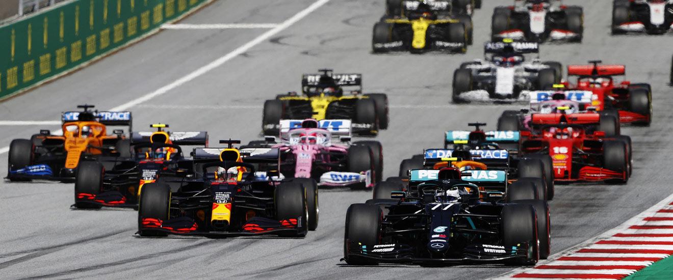 Mercedes driver Bottas wins dramatic first 2020 F1 race in Austria