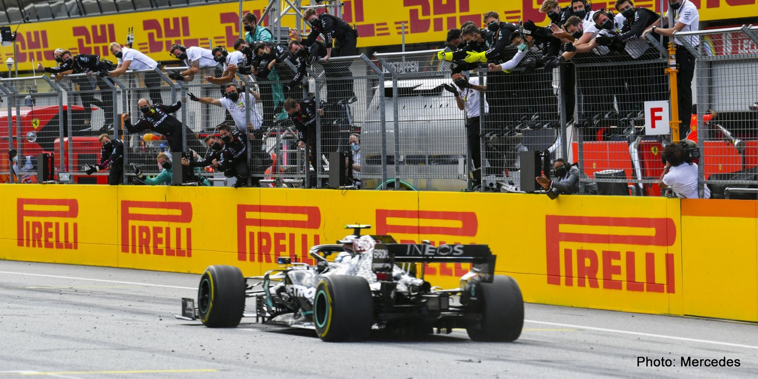 Weekend Review - Styrian Grand Prix at Red Bull Ring