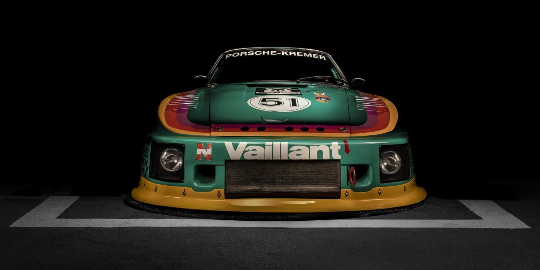 """Edition Toscanelli"" - Paddock Legends launches limited Kremer Porsche print artwork"