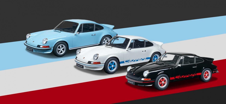 Neu im Sortiment: Große Auswahl an verschiedenen Modellautos