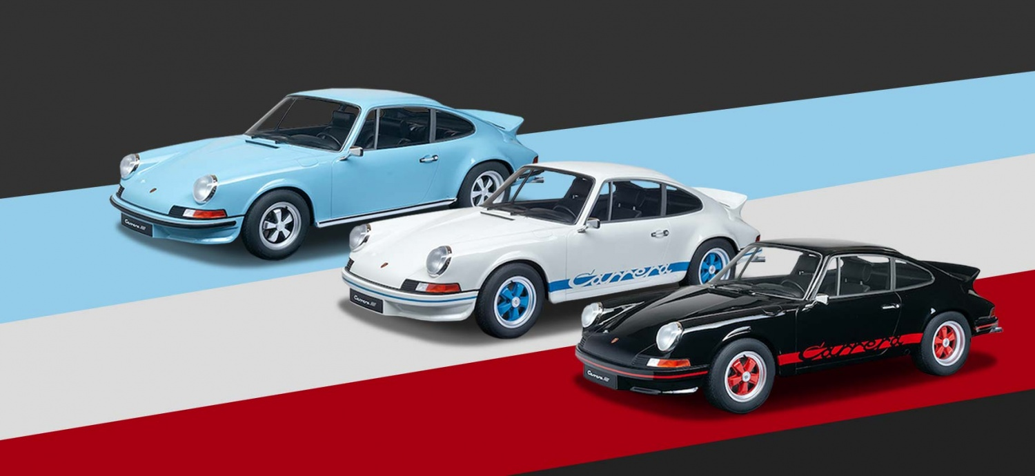"New in: Huge selection of various model street cars in our ""Miniature"" category"