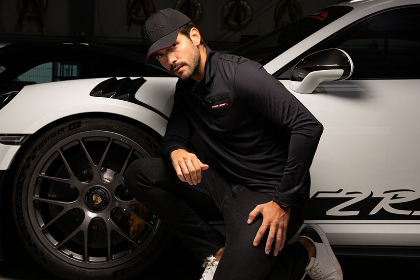 NEW PORSCHE MANTHEY-RACING ANNIVERSARY COLLECTION – THE HERITAGE COLLECTION