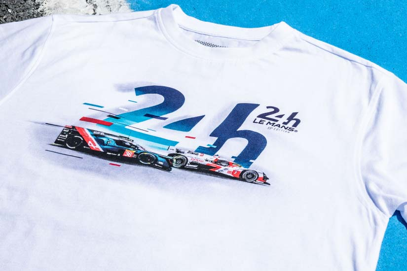 Legendary Le Mans 24h Race - New collection in our shop now!
