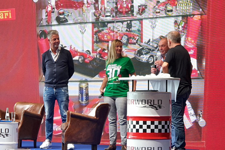 Michael & Mick Schumacher Fan Event on August 28 and 29 at Motorworld Köln-Rheinland