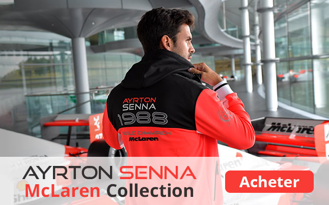 McLaren Kollektion Feb 2019
