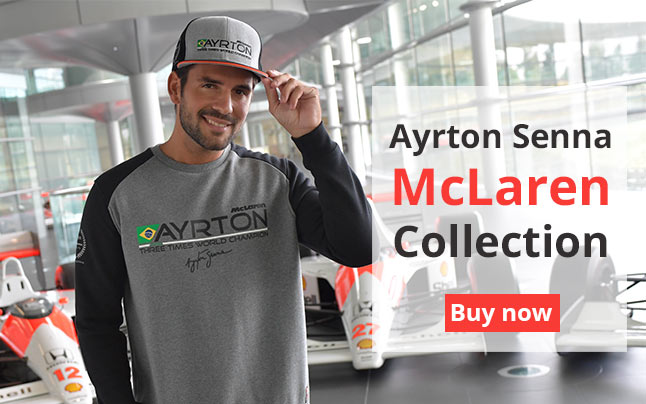 Ayrton Senna Teaser half