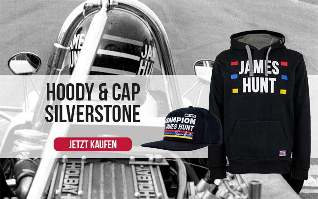 James Hunt half & half Teaser
