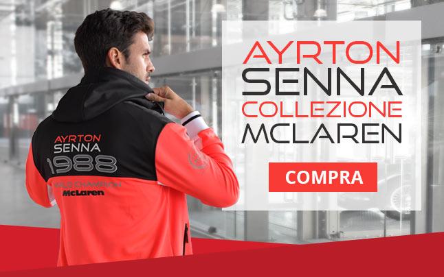 McLaren Halb Senna