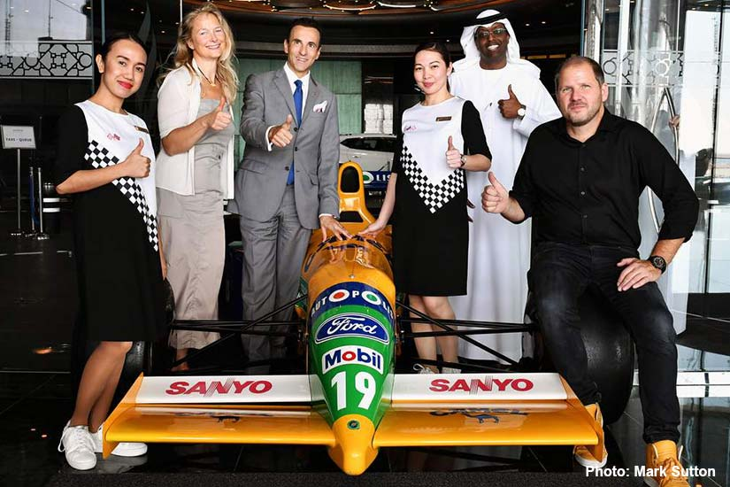 MBA-Sport partners with Make-A-Wish Foundation starting with Abu Dhabi fundraiser