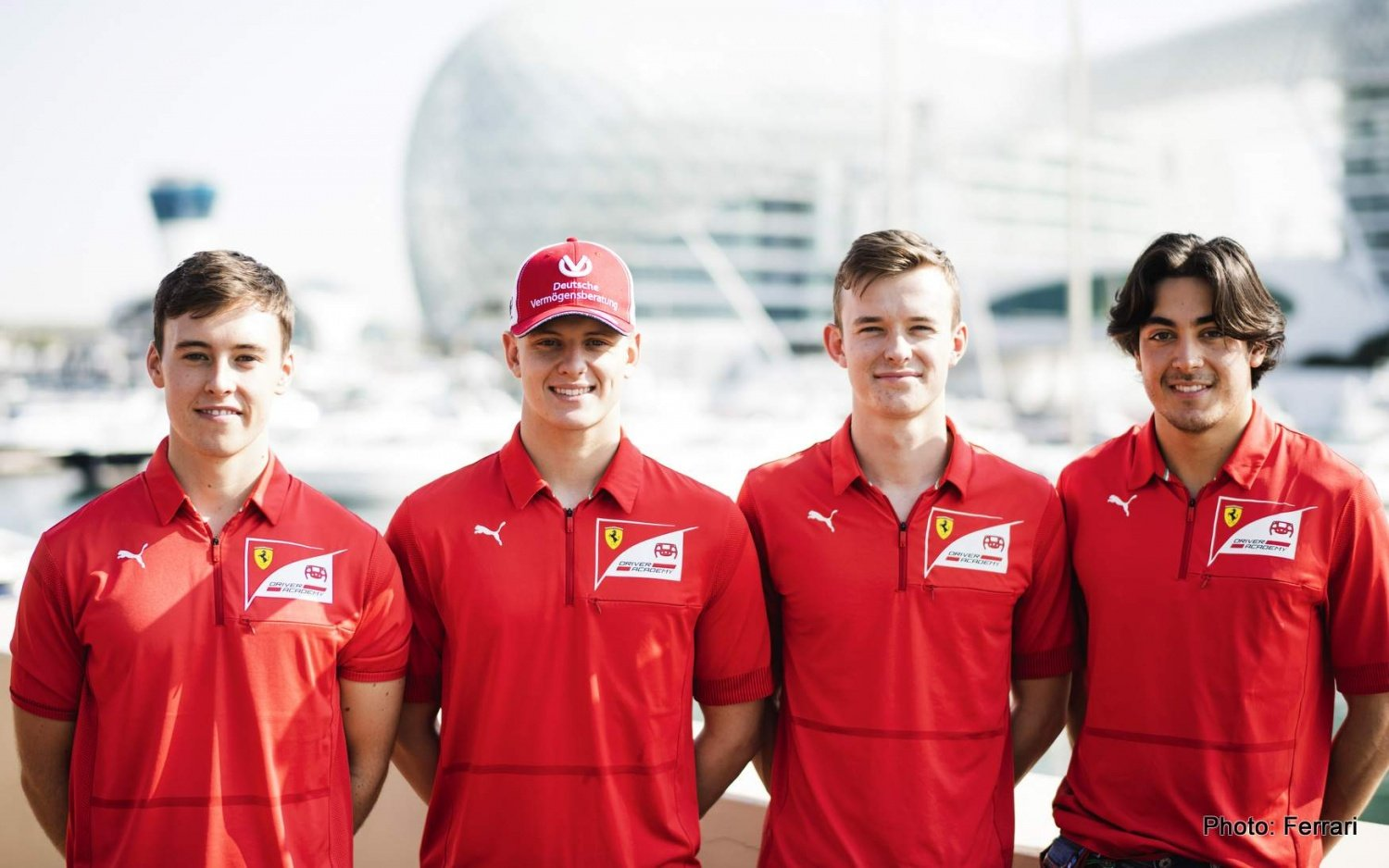 Ferrari Driver Academy confirm Mick Schumacher for Formula 2 season